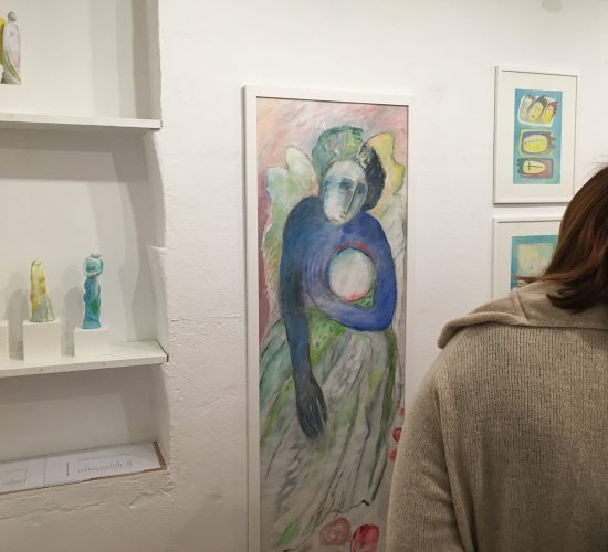 Esther Hofmann - Pinturas y figurinas